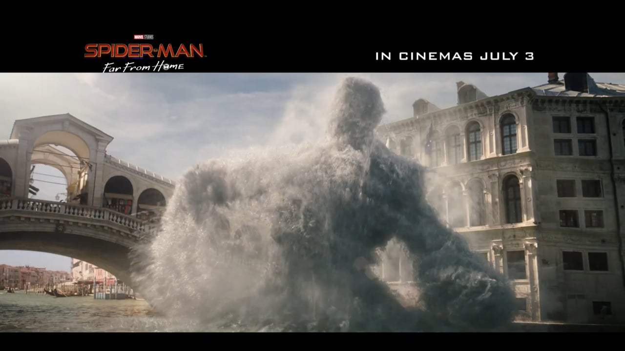 Spider-Man: Far From Home TV Spot - New Adventure (2019) Screen Capture #2