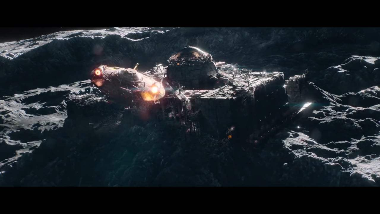 Iron Sky: The Coming Race Theatrical Trailer (2018) Screen Capture #1
