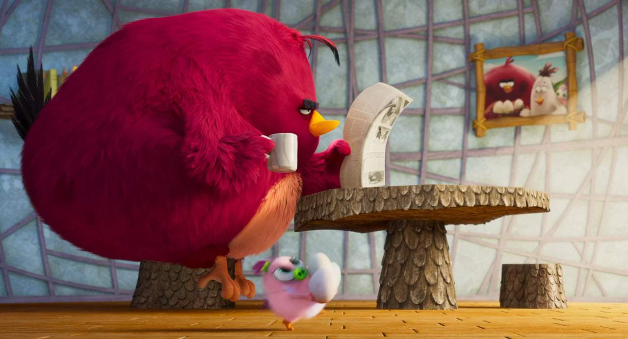 The Angry Birds Movie 2 Theatrical Trailer (2019) Screen Capture #1
