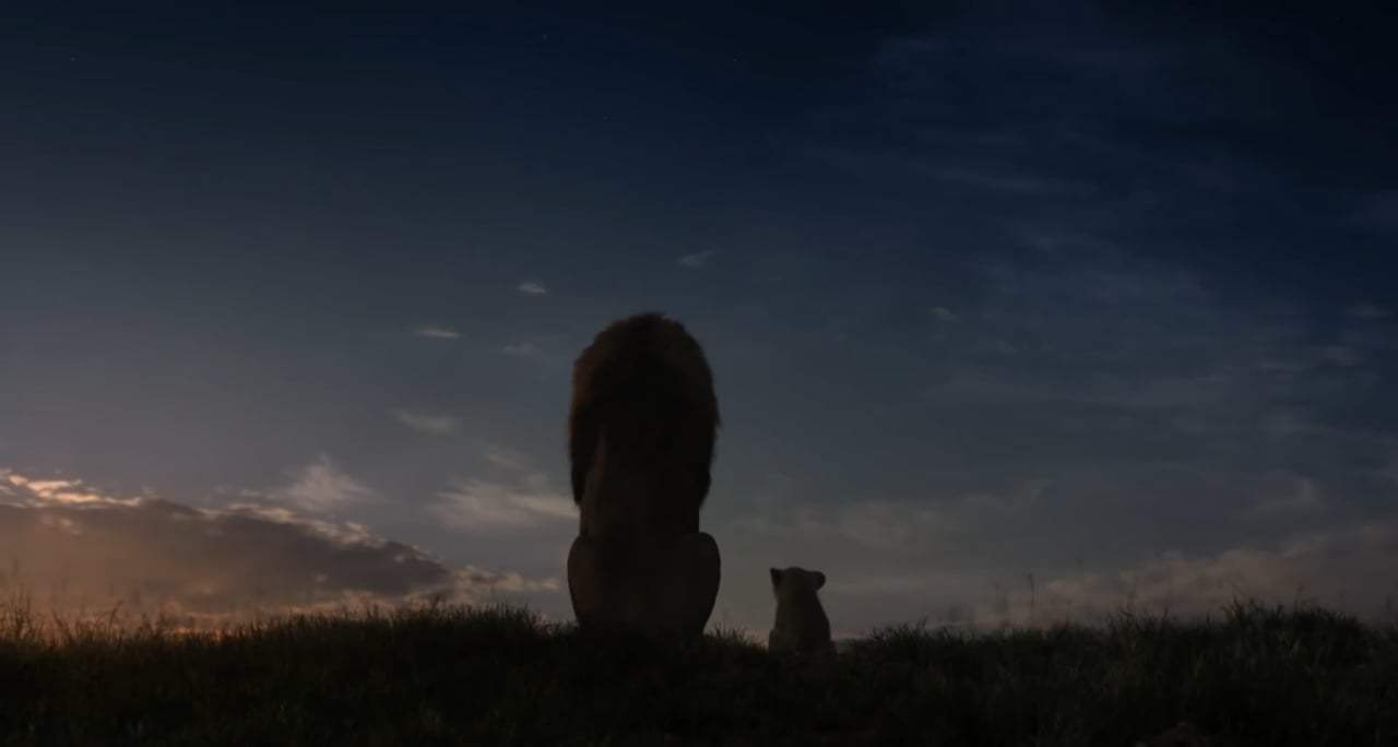 The Lion King TV Spot - Can You Feel the Love Tonight (2019) Screen Capture #1