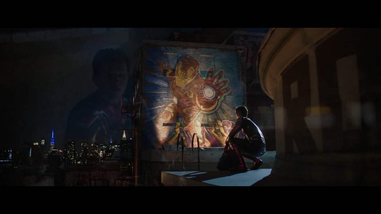 Spider-Man: Far From Home TV Spot - Choice (2019) Screen Capture #1