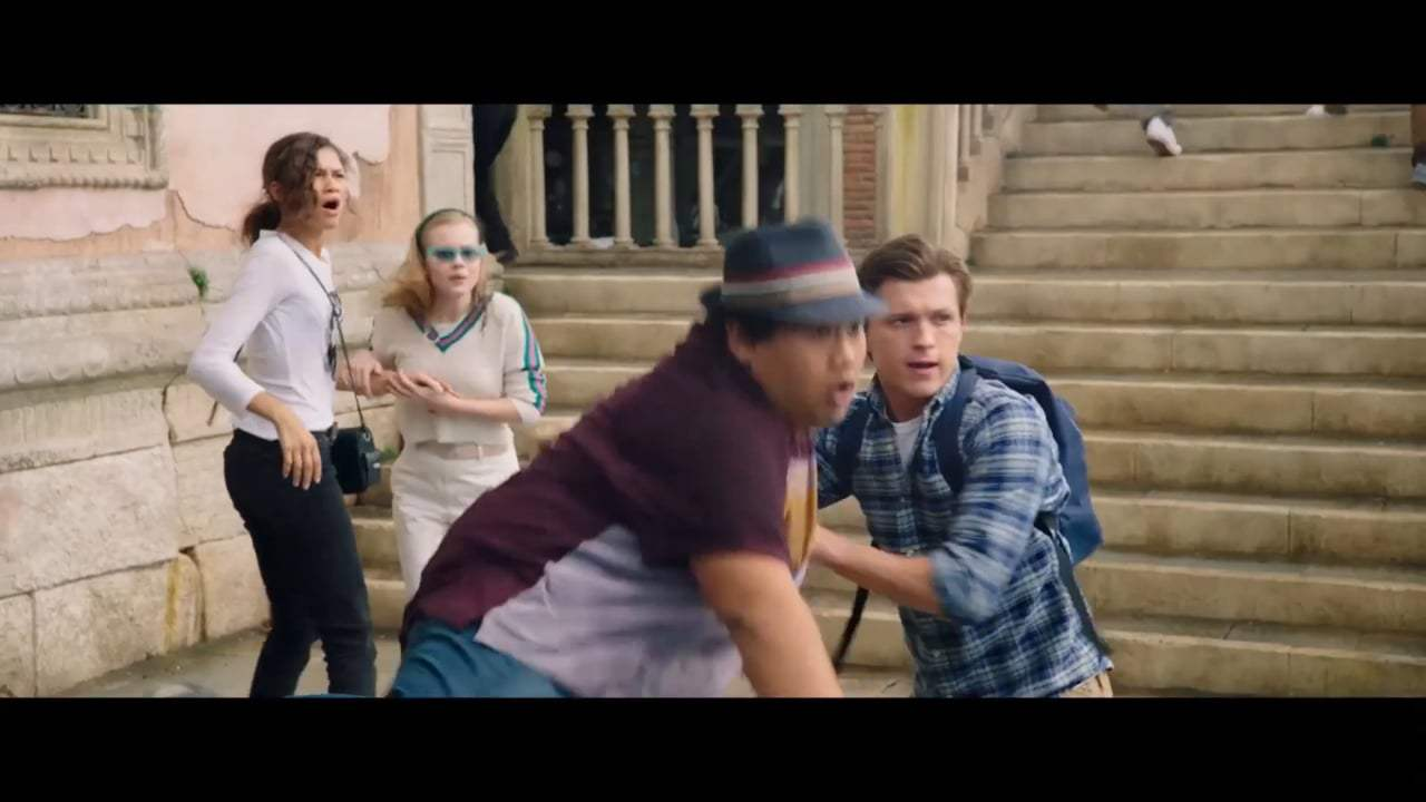 Spider-Man: Far From Home TV Spot - Choice (2019) Screen Capture #2