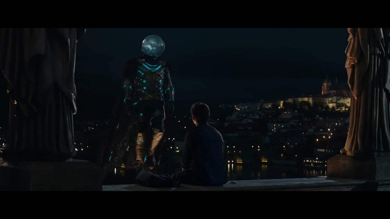 Spider-Man: Far From Home (2019) - Heart to Heart Screen Capture #1