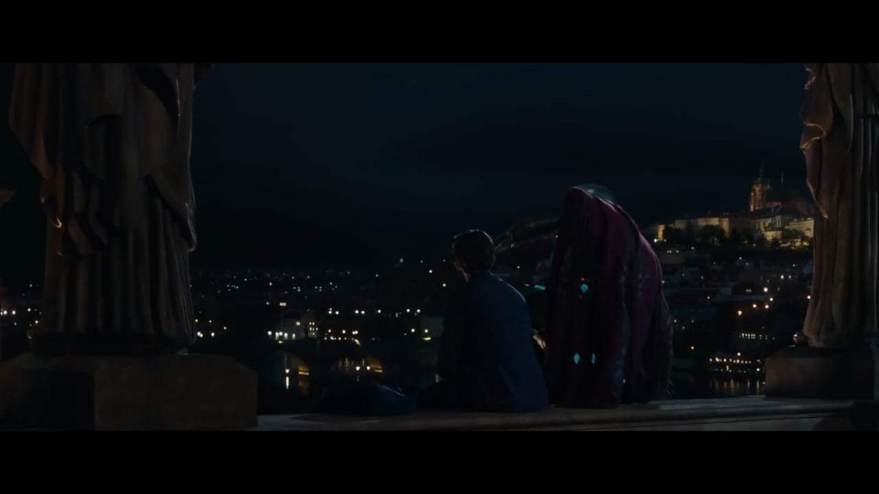 Spider-Man: Far From Home (2019) - Heart to Heart Screen Capture #2