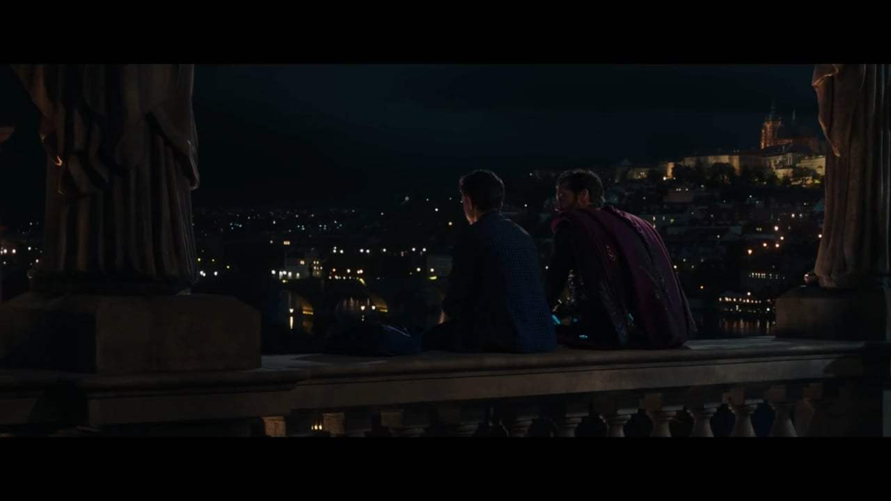Spider-Man: Far From Home (2019) - Heart to Heart Screen Capture #3