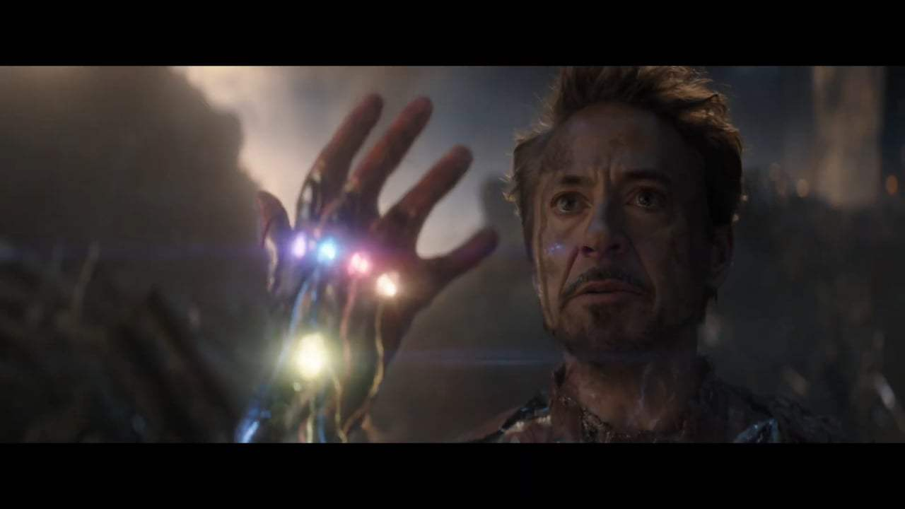 Avengers: Endgame Blu-Ray Trailer (2019) Screen Capture #4