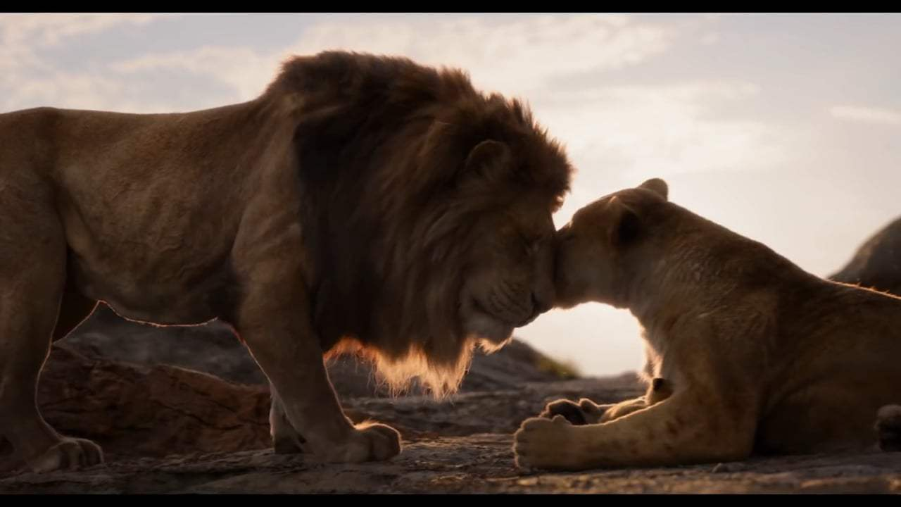 The Lion King Featurette - Protect the Pride (2019) Screen Capture #1