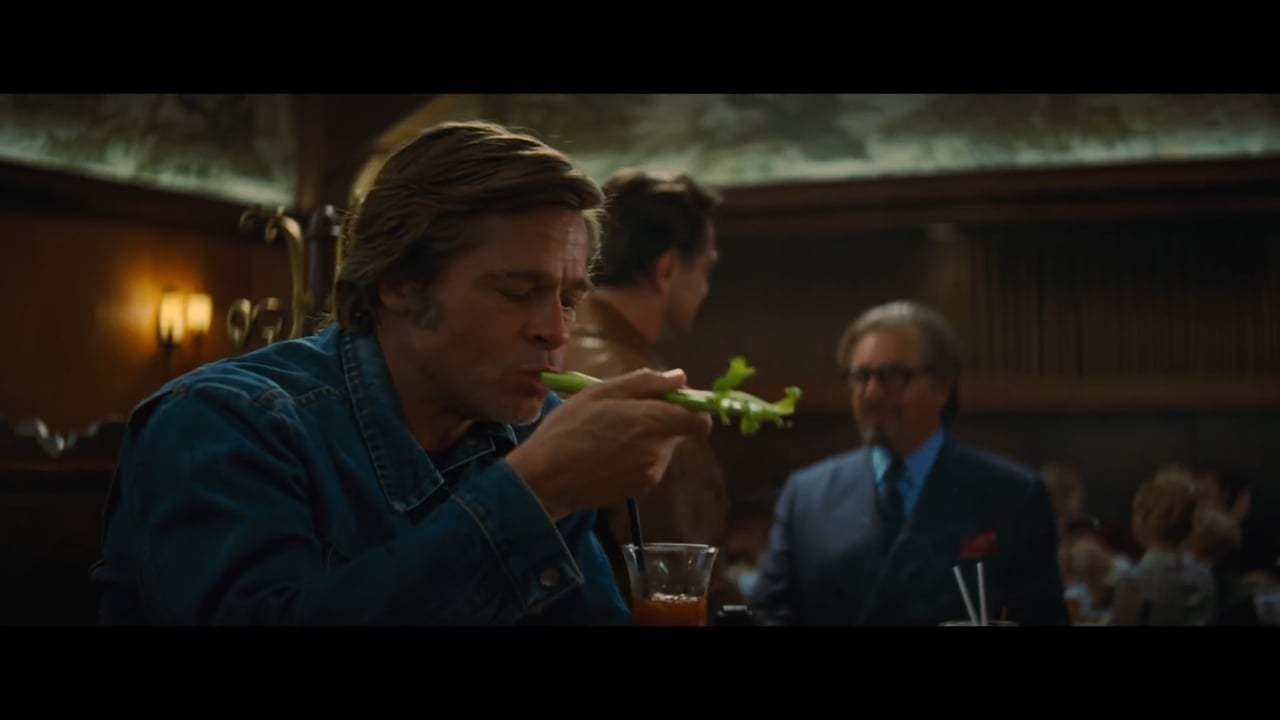 Once Upon a Time in Hollywood TV Spot - Picture (2019) Screen Capture #1