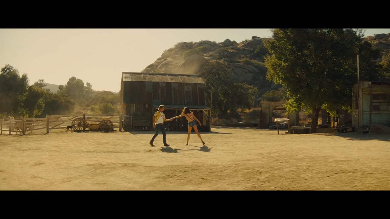 Once Upon a Time in Hollywood TV Spot - Picture (2019) Screen Capture #3