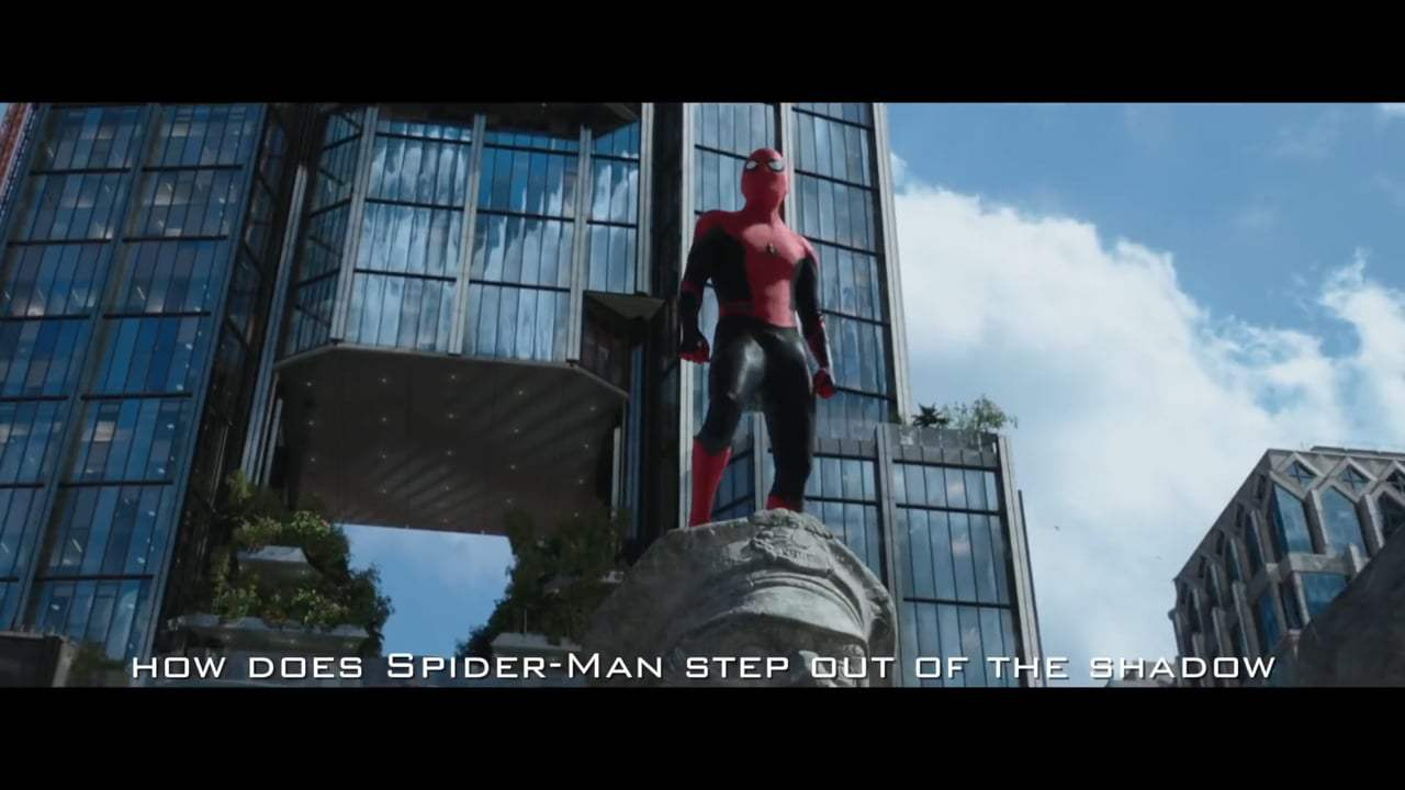 Spider-Man: Far From Home Featurette - Kevin Feige (2019) Screen Capture #2