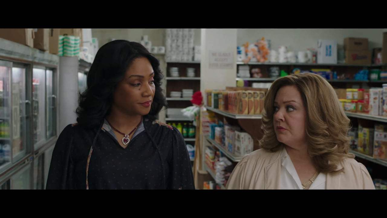The Kitchen Theatrical Trailer (2019) Screen Capture #3