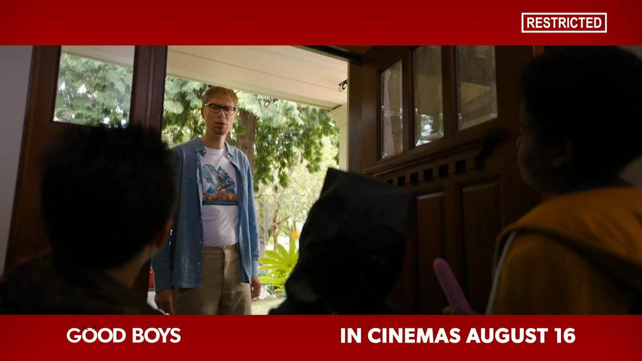 Good Boys TV Spot - Stephen Merchant (2019) Screen Capture #3