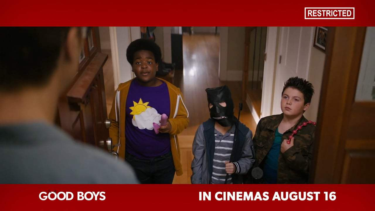 Good Boys TV Spot - Stephen Merchant (2019) Screen Capture #4