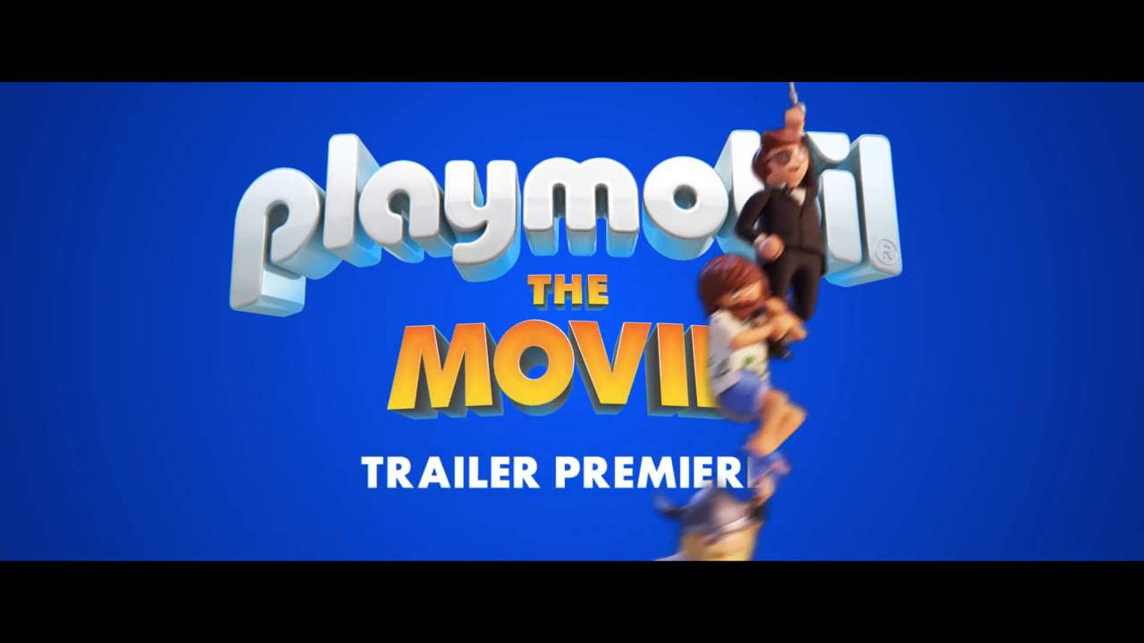 Playmobil: The Movie Trailer (2019) Screen Capture #1