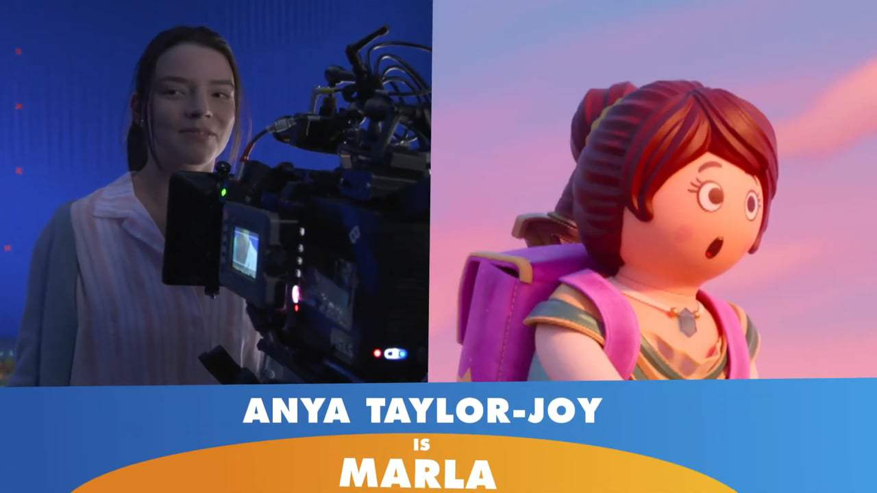 Playmobil: The Movie Featurette - The Voice Cast (2019) Screen Capture #4