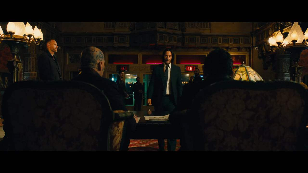 John Wick: Chapter 3 - Parabellum TV Spot - On Blu-Ray (2019) Screen Capture #1