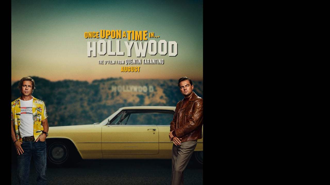 Once Upon a Time in Hollywood International Trailer (2019) Screen Capture #4