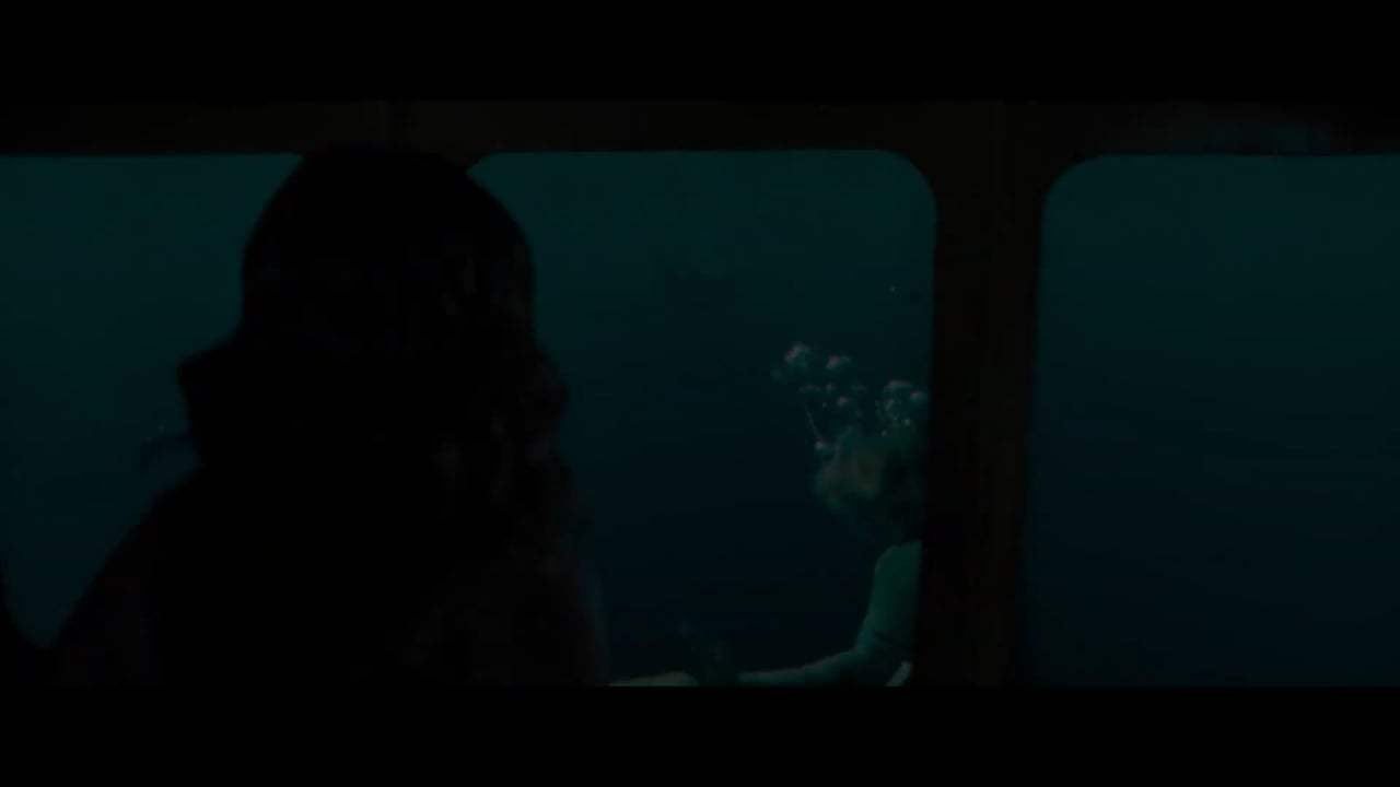 47 Meters Down: Uncaged Theatrical Trailer (2019) Screen Capture #4