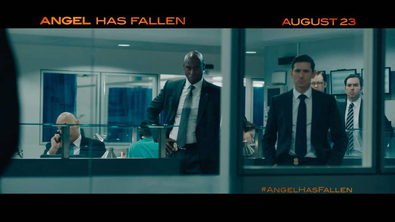 Angel Has Fallen TV Spot - Framed (2019) Screen Capture #2