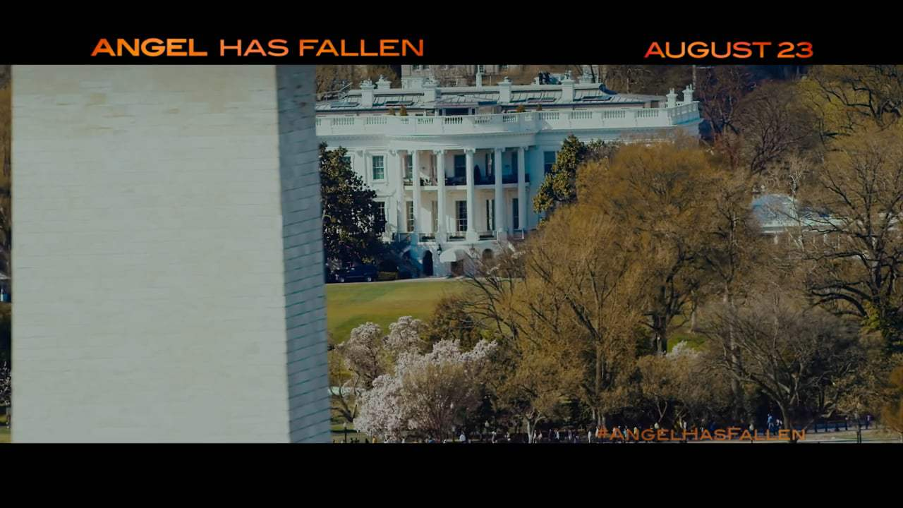 Angel Has Fallen TV Spot - Framed (2019) Screen Capture #3