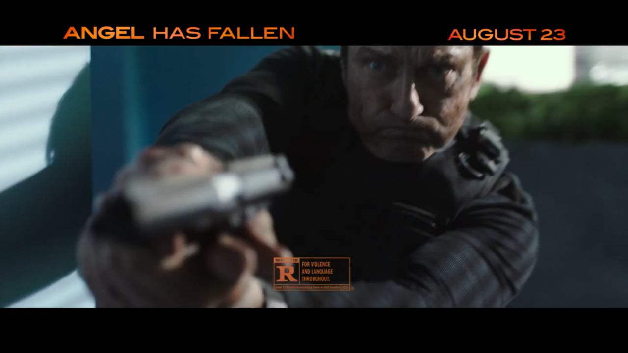 Angel Has Fallen TV Spot - Framed (2019) Screen Capture #4