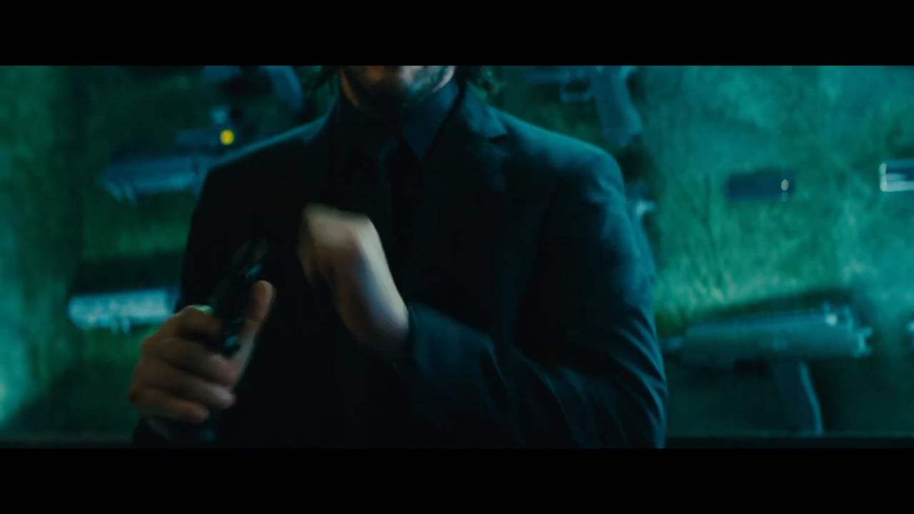 John Wick: Chapter 3 - Parabellum Behind the Scenes Trailer (2019) Screen Capture #3