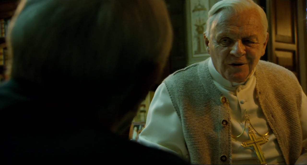 The Two Popes Trailer (2019) Screen Capture #1