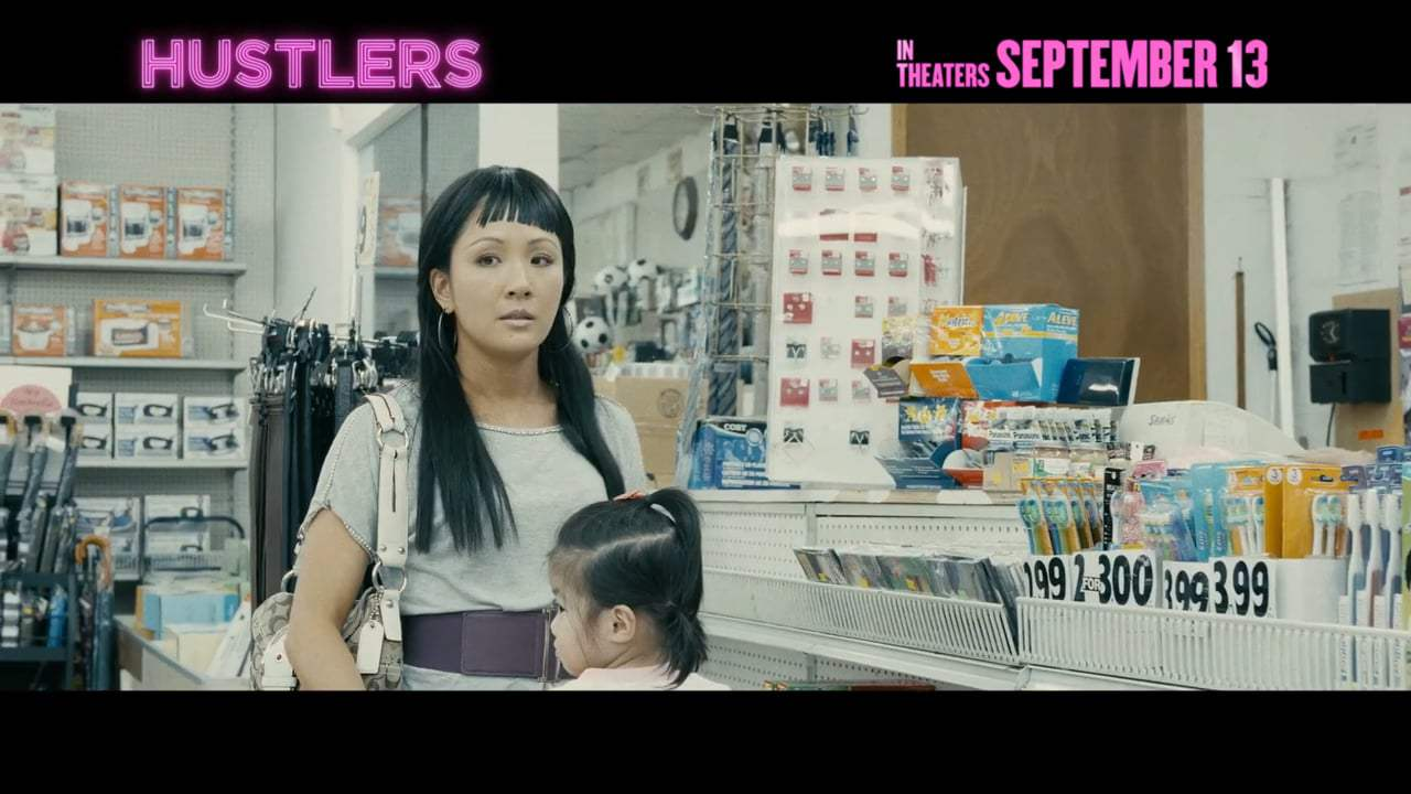 Hustlers TV Spot - Anything (2019) Screen Capture #1