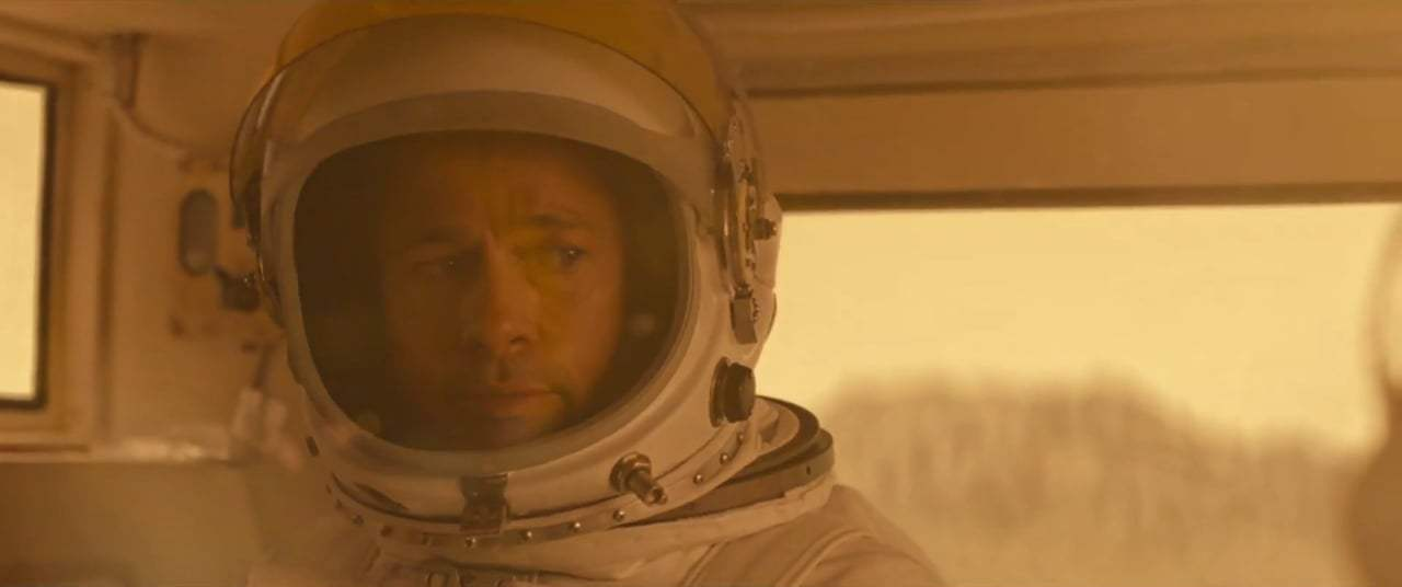 Ad Astra (2019) - Good Luck Screen Capture #3
