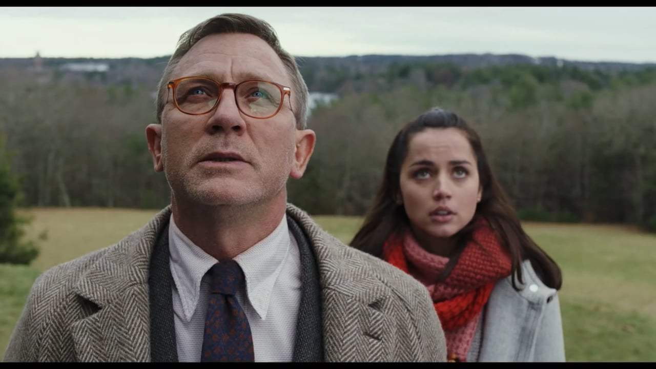 Knives Out Theatrical Trailer (2019) Screen Capture #2