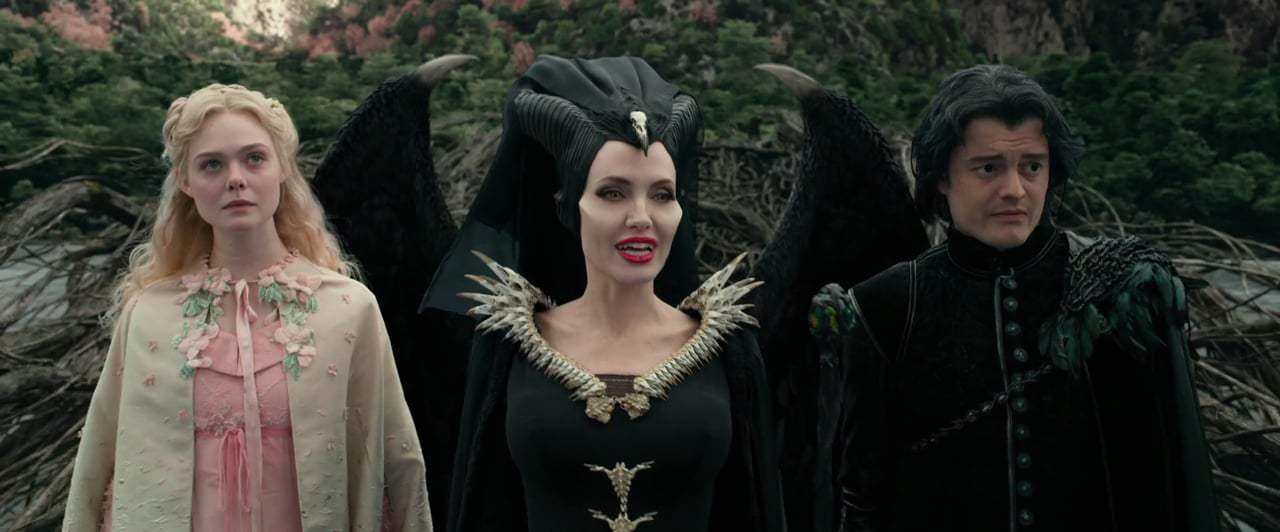 Maleficent: Mistress of Evil Special Look Trailer (2019) Screen Capture #3
