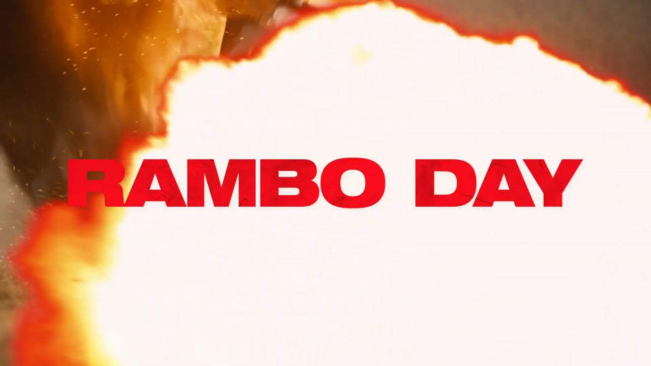 Rambo: Last Blood TV Spot - Rambo Day (2019) Screen Capture #3