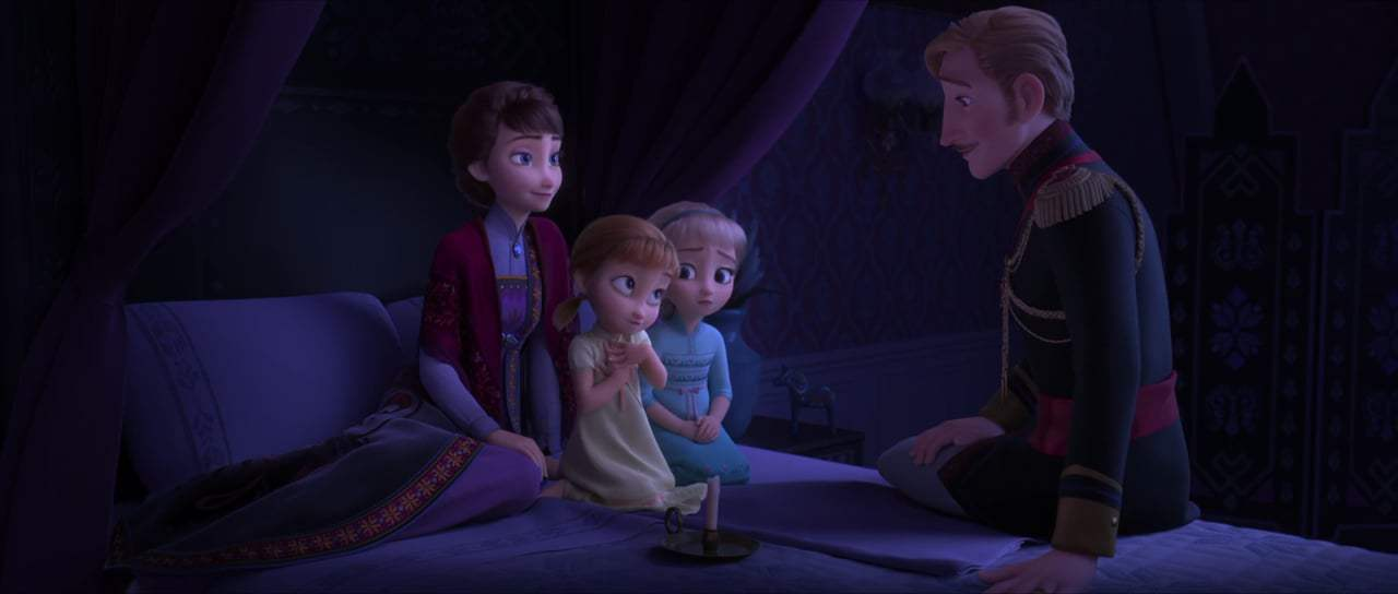 Frozen 2 Theatrical Trailer (2019) Screen Capture #1