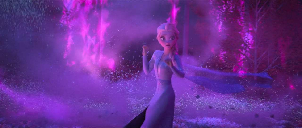 Frozen 2 Theatrical Trailer (2019) Screen Capture #3