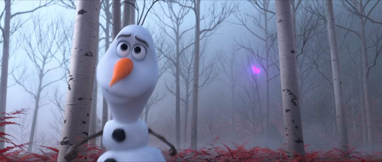 Frozen 2 Theatrical Trailer (2019) Screen Capture #4