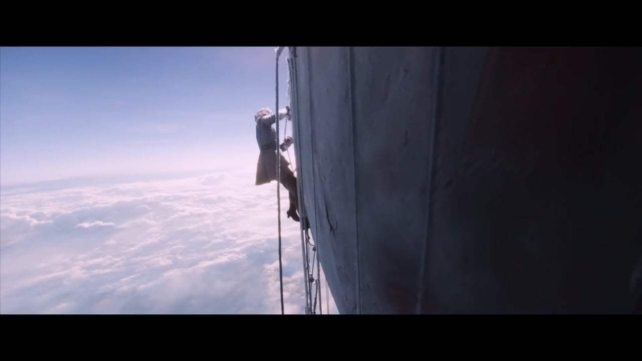 The Aeronauts Theatrical Trailer (2019) Screen Capture #3