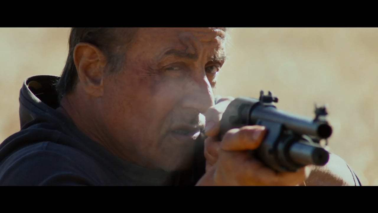 Rambo: Last Blood TV Spot - Violent (2019) Screen Capture #3