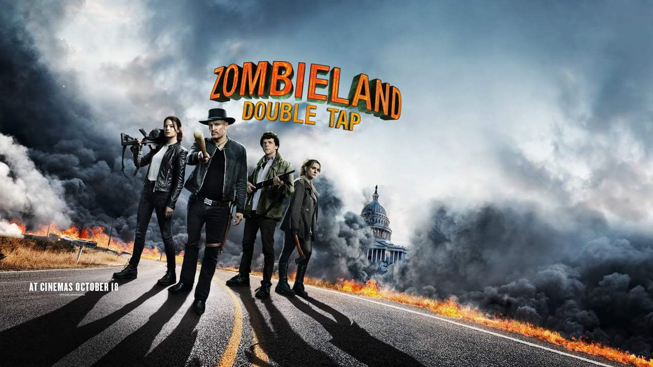 Zombieland: Double Tap TV Spot - The Rules Have Changed (2019) Screen Capture #4