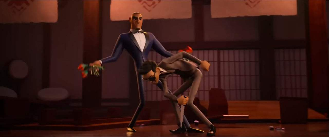 Spies in Disguise Feature Trailer (2019) Screen Capture #1