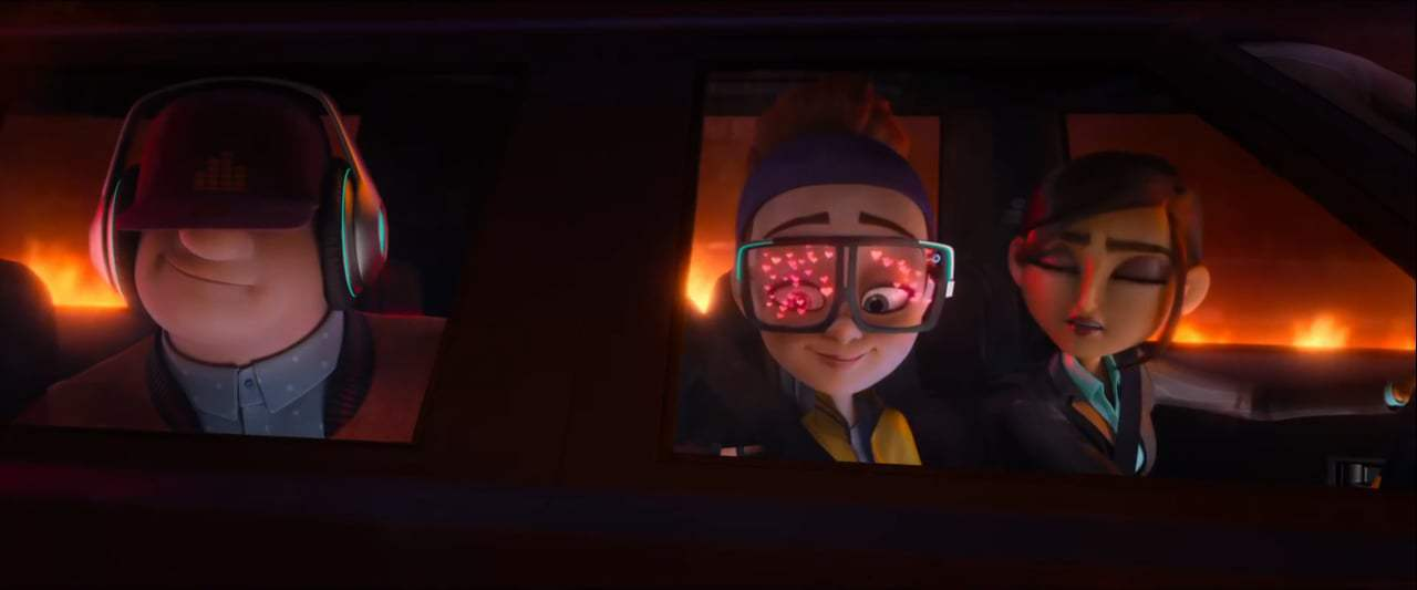 Spies in Disguise Feature Trailer (2019) Screen Capture #3
