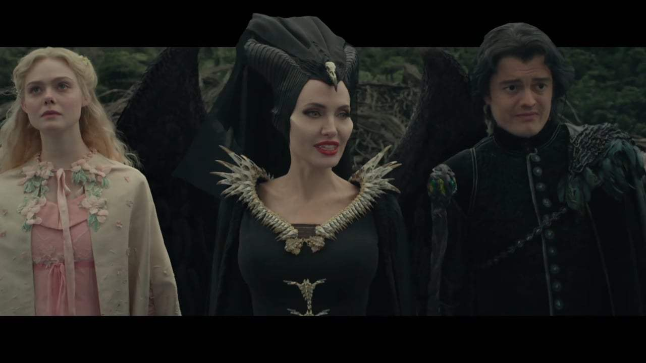 Maleficent: Mistress of Evil TV Spot - Evil Has Met Her Match (2019) Screen Capture #1