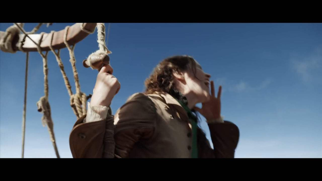 The Aeronauts Feature Trailer (2019) Screen Capture #3