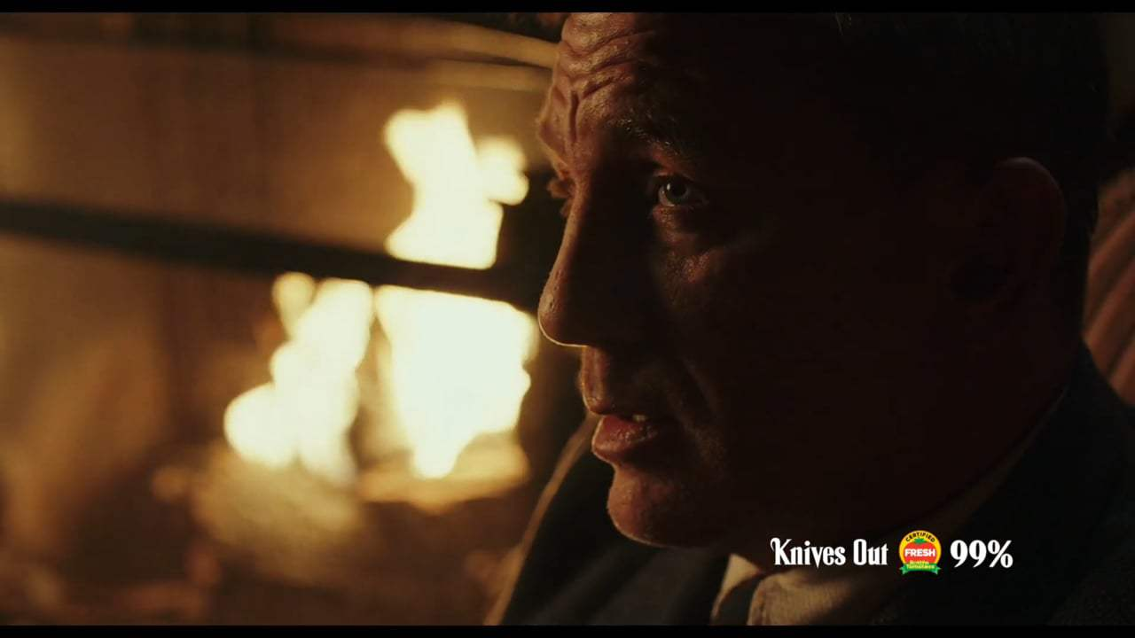 Knives Out TV Spot - Who Dunnit (2019) Screen Capture #1