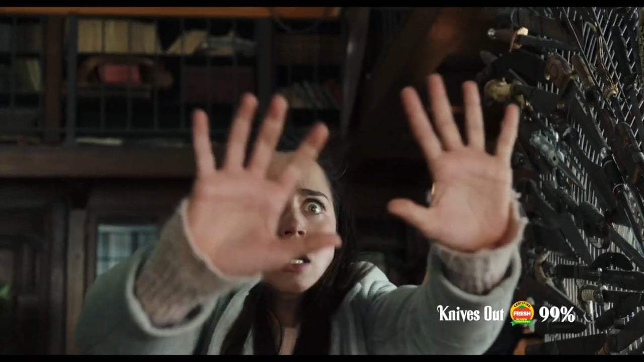 Knives Out TV Spot - Who Hired You? (2019) Screen Capture #3