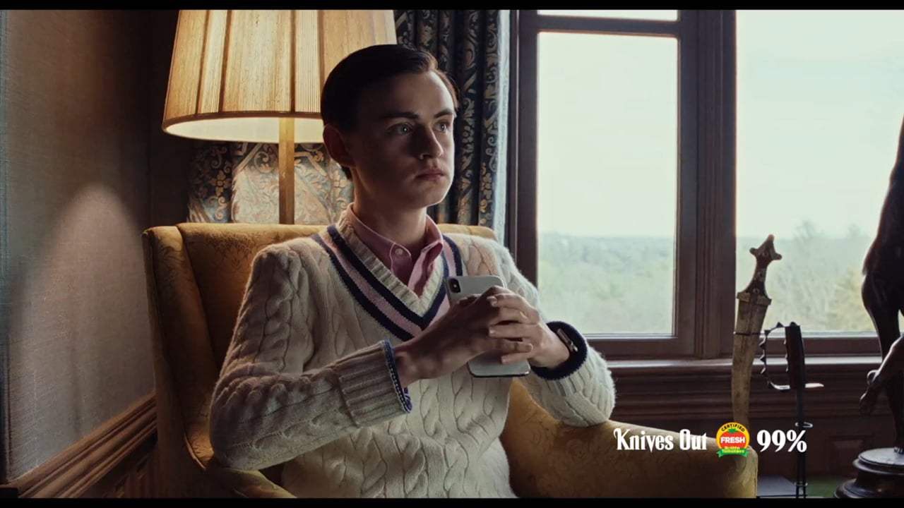 Knives Out TV Spot - The Family (2019) Screen Capture #2