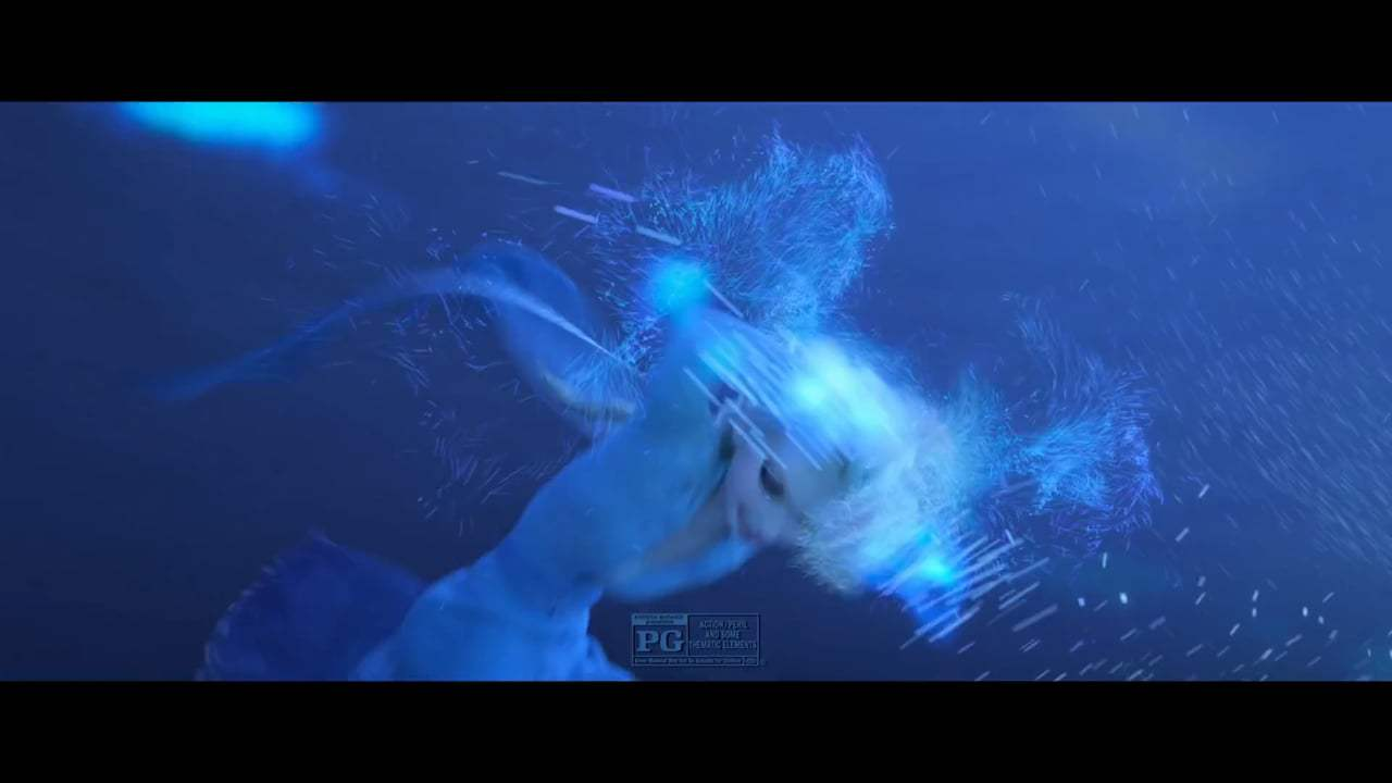Frozen 2 TV Spot - Awoke (2019) Screen Capture #4
