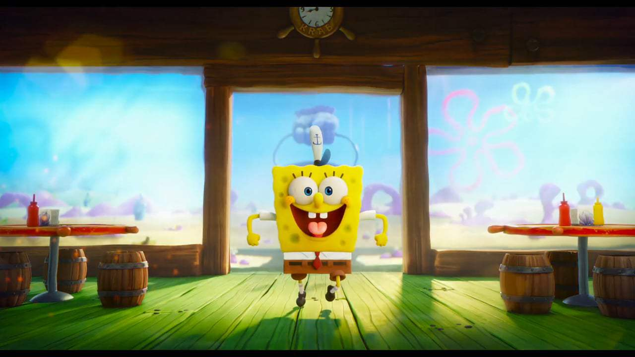 The SpongeBob Movie: Sponge on the Run Trailer (2020) Screen Capture #1