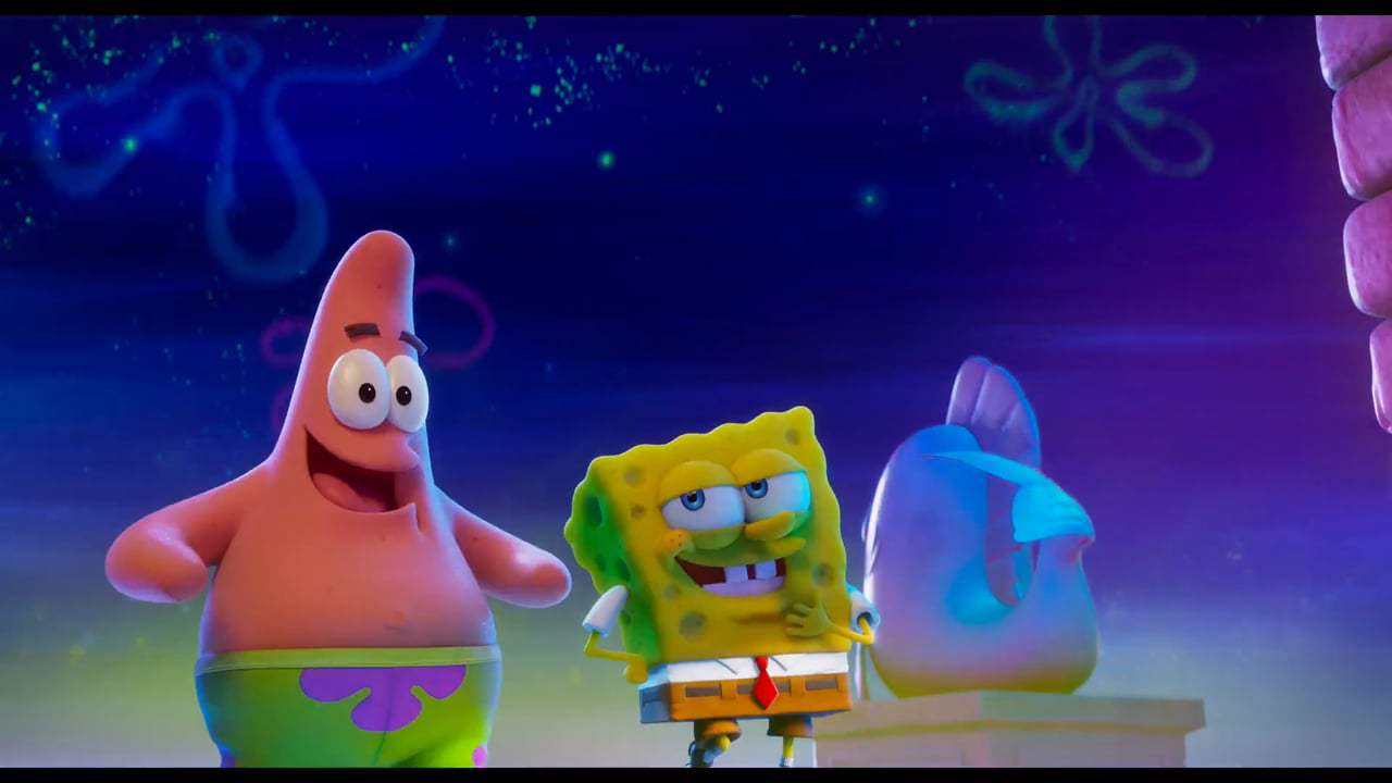 The SpongeBob Movie: Sponge on the Run Trailer (2020) Screen Capture #3