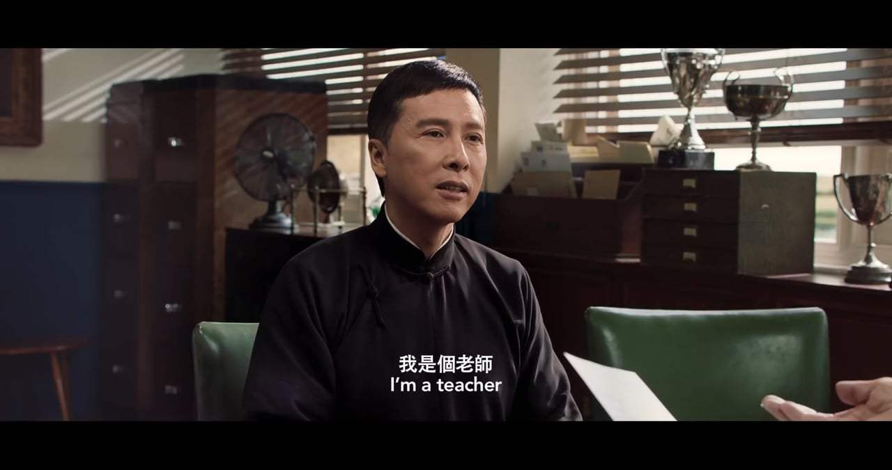 Ip Man 4 Trailer (2019) Screen Capture #1
