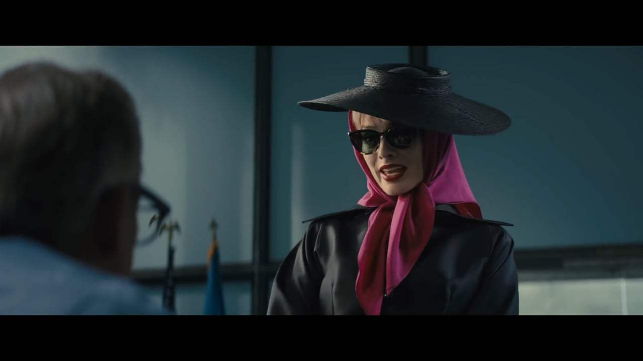 Birds of Prey (And the Fantabulous Emancipation of One Harley Quinn) Theatrical Trailer (2020) Screen Capture #1